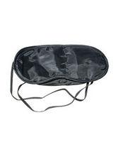 Sove maske sort - one size