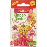 Børneplaster med prinsesse logo 10 stk